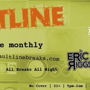 Faultline - Feb. 6, 2015 - NUGZ, Dao, Eric Riggsbee, and Justin Johnson