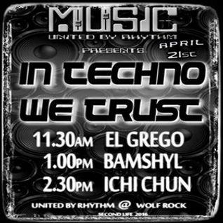 El Grego @ Music - 2016 04 21