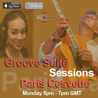 Groove Suite Sessions VI 20-10-14 with Paul Brown