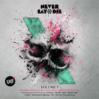 Never Say Die Vol3 Mix Parte2 Adrian Campos