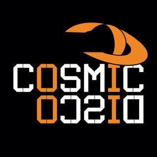 Cosmic Disco Radioshow with One D. & Adjust