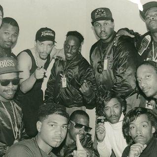 Hardcore Bomb Squad Influenced 88-94 Influenced Hip Hop mix 3