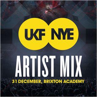 UKF NYE 2014 Artist Mix