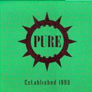 Mu-Ziq live at Pure 1994