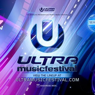Ultra Music Festival 2016 - Eric Prydz Live - 20-Mar-2016