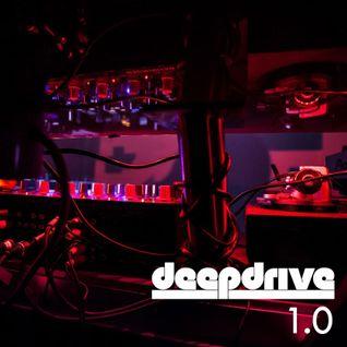 Deepdrive EP. 1.0 - Dario Maffia Live Dj Show