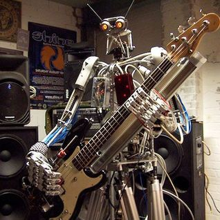 It's my robot rock n roll