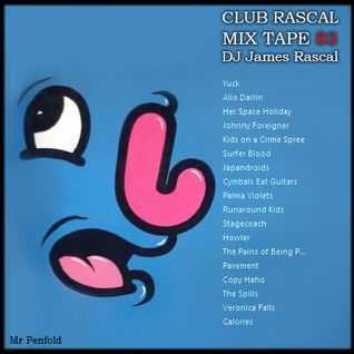 Club Rascal Mix Tape 83