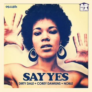 "EXCLUSIVE MIX FOR SAY YES VOL. 5 ""DANCERS MANTRA"""