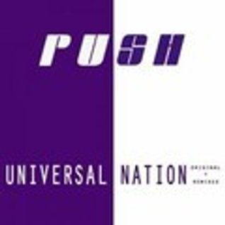Push - Universal Nation - Daz-p Remix