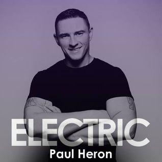 Paul Heron Electric Residency 25/04/15