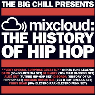 Mixcloud 'History Of UK Hip Hop' live set