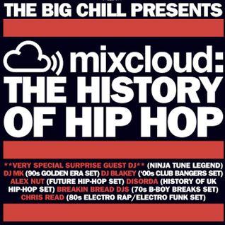 Mixcloud 'History Of UK Hip Hop' live set