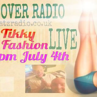 'SIRIUS TAKEOVER RADIO' Mr Tikky & DJ Fashion (Guest Mix & B2B) Bluezikbeatzradio 04-07-15
