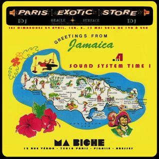 Ma Biche En Jamaïque Live Mix 4 SOUND SYSTEM TIME!
