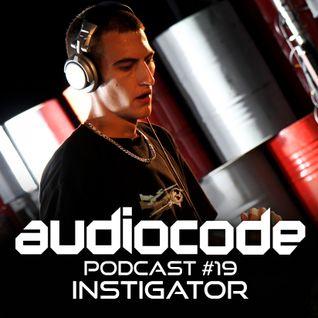 AudioCode Podcast #19: Instigator (UK)