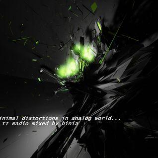 Minimal distortions in analog world...