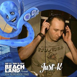 Just-K @ Beachland 2015 (Real Retro House Stage