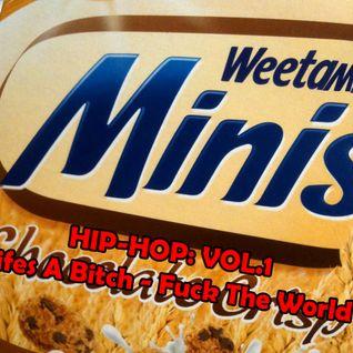 Hip-Hop MiniWeetamix Vol.1 @Nayim