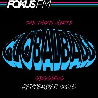 McGutter - The Thirty Hertz Global Bass Sessions Sept