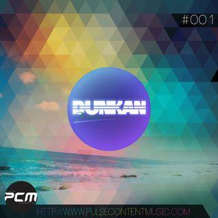 Dunkan Disco Exclusive mix #001- www.pulsecontentmusic.com