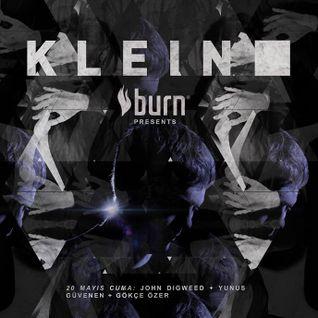 Yunus Güvenen - Live at Klein, Istanbul, Turkey (20-05-2016)