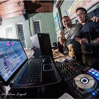 DJ Joe Navarro & Chico U SET 1 @ LIFER EVENT (Mar 29 2014)