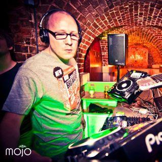Jeff Barker LIVE @ MOJO - 24/08/2012