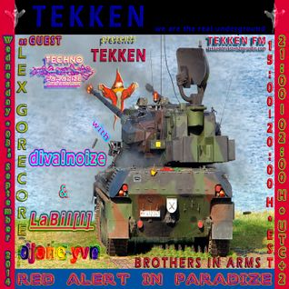 LaBil[l]: TEKKEN@TECHNO PARADIZE - Brothers In Arms (04. Sep. 2014)