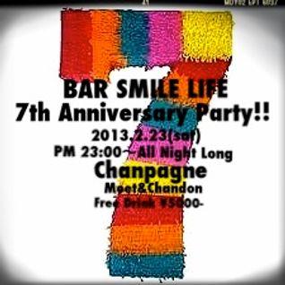 BAR SMILE LIFE 7th Anniversary Mix