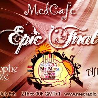 Med Cafe Ultimate EP (15-07-2012) - Mr Mora Session