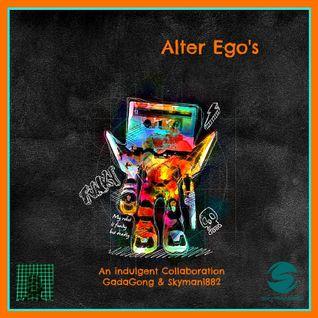 Alter Ego's - An Indulgent Collaboration - Deep House - Deep Tech House - Tech House
