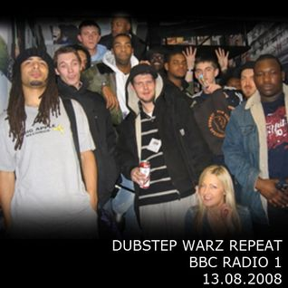 Mary Anne Hobbs - Re-Runs the famous Dubstep Warz show - BBC Radio 1 - 13.08.2008