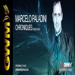 Marcelo Paladini @ Chroniques Radioshow Golden Wings Radio 009