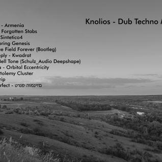 Knolios - Dub Techno Mix 15