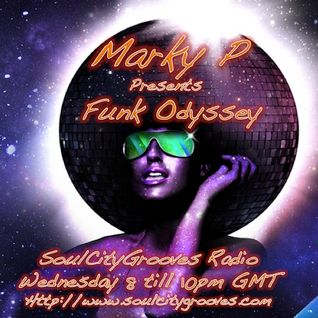 Episode 9 Marky P Presents Funk Odyssey Back 2 the 90's 20th Dec 2012