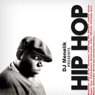 DJ Menelik presents Hip Hop...