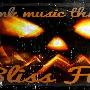 Bliss fm radio set - 12/11/2013 - dubstep