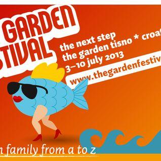 Magnetic Soul - Garden Festival set 2013