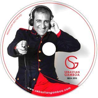 Sebastian Gamboa Ibiza 2015