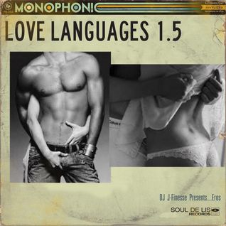 DJ J-Finesse Presents...Love Languages 1.5 (Eros Pt.2)
