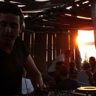 Nacho Marco Sunset Mix @ Kumharas Ibiza (Aug 2013) - Loudeast FM Special Edition
