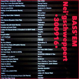 Bass 'Em - Nei'gschweppert 300916