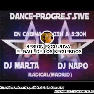 Dj Marta, Dj Napo, Javi Boss - Radical @ Fiesta de las Estrellas (Parte 8, 2005)