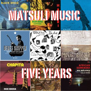 Five Years of Matsuli Music