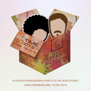 @DJEAZYB x @iamBongoBen [@Time1075_FM @CircuitEssex Guest Mix]