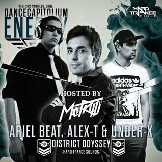 District Odyssey @ Dance Capitolium Pres. Energy 2015, Hosted By MC Tryp (31-01-2015)
