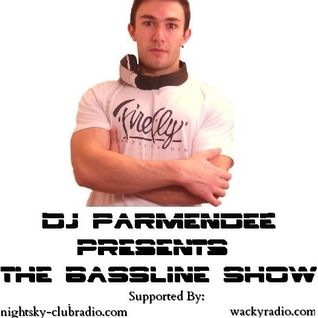 DJ ParmenDee Presents The Bassline Show #24 (Mainstream EDM Remixes)