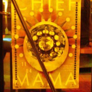Peter Pea live at Kabinet Muz (minimal, house & neo-trance vibes)