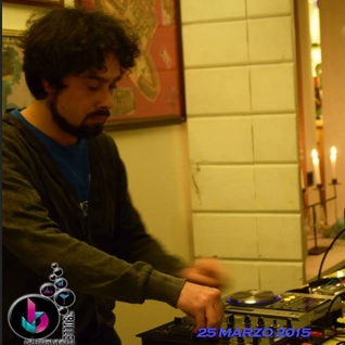 Dr. Gonzo djset @ Apericena LaBulle & RadioBue.it @ Beluga Fashion Drink (25.03.2015)
